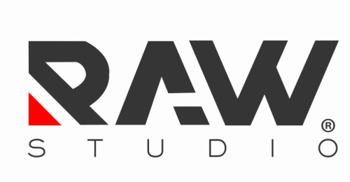 Logo RAW STUDIO NEGRO NUEVO