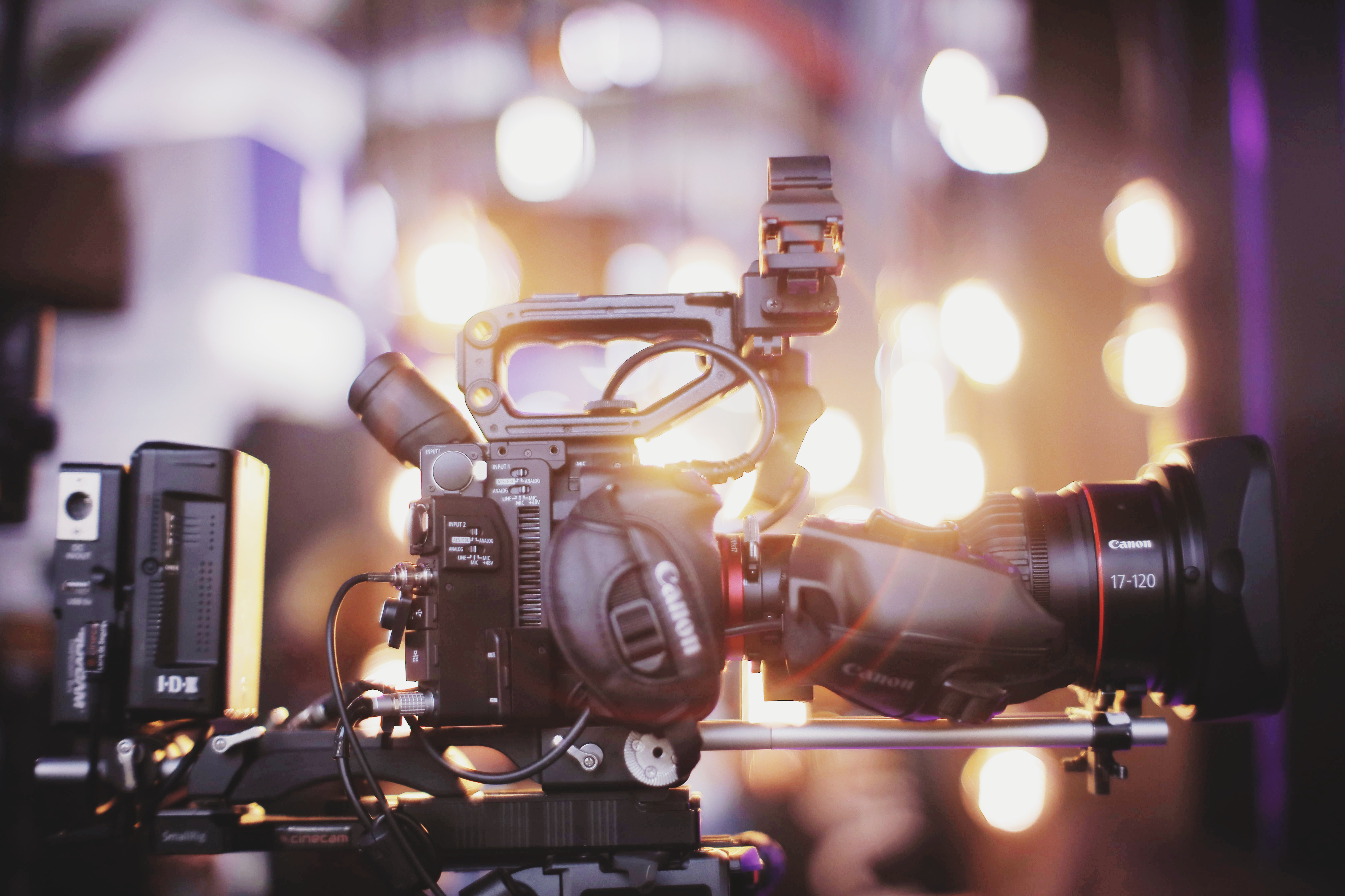 Contenido Audiovisual y Fotografía Profesional
